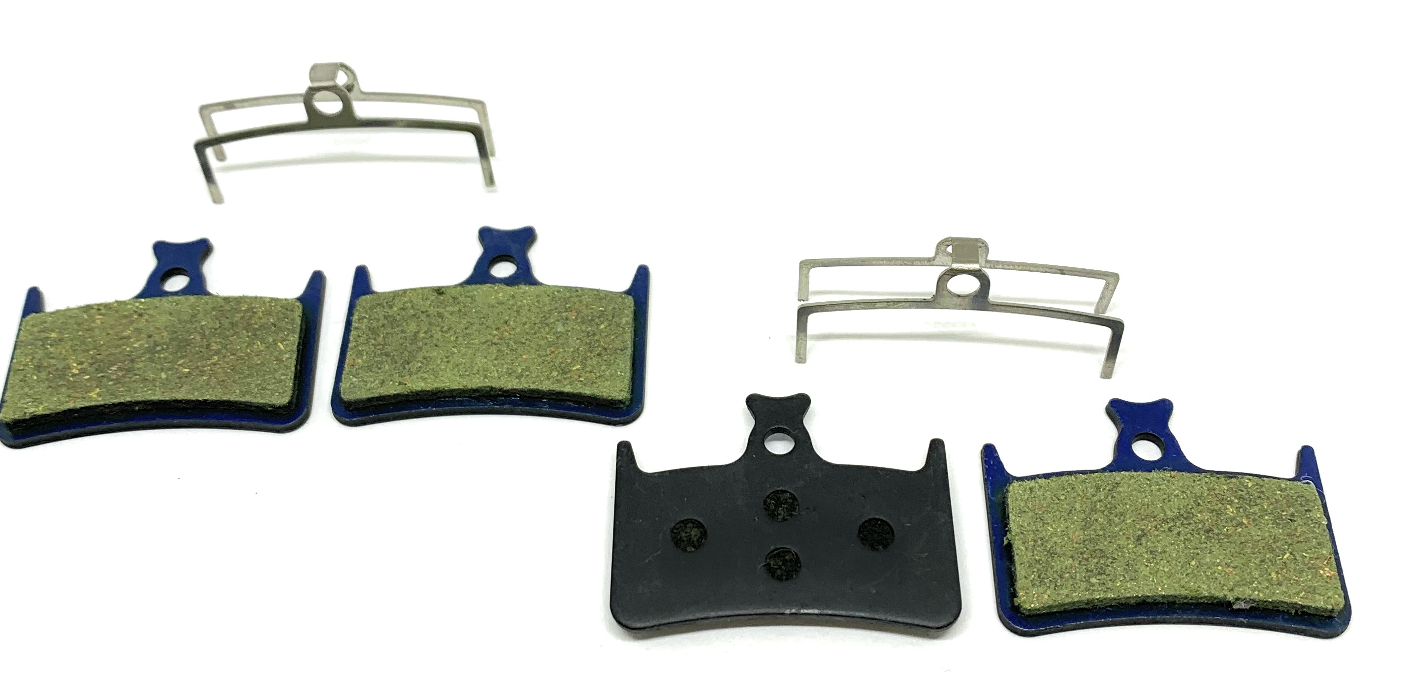 Disc brake pads resin  for Hayes-Strocker-Trail-Carbon Fast break-in on mountai