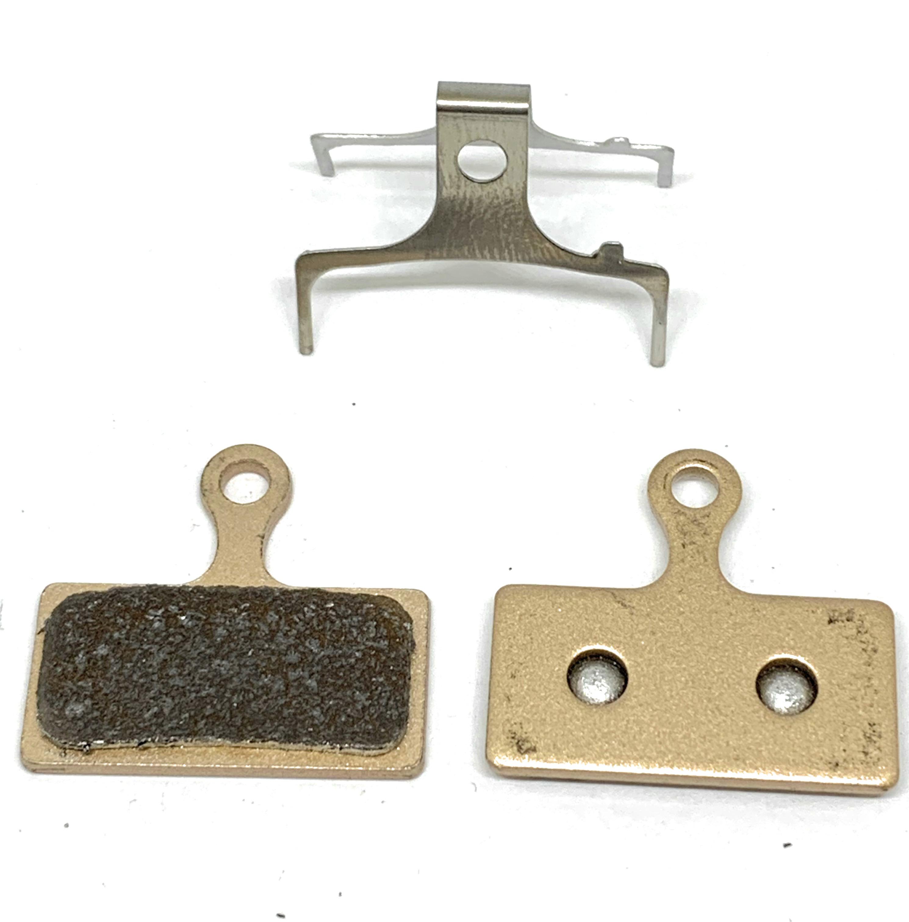 ORGANIC DISC BRAKE PADS FITS SHIMANO 2011 XTR M985 M988 XT M785 SLX M666