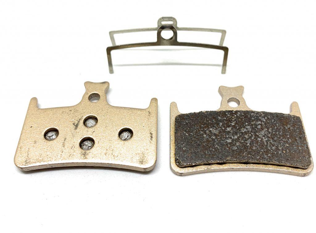 DBP//59 Tech Evo. Tech 3 2 Bike brake pads sintered for Hope E4 Mono