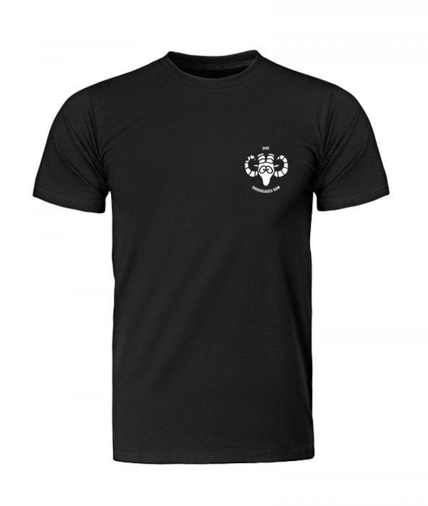 Gear Hardheaded Ram T-Shirt logo Front & Back