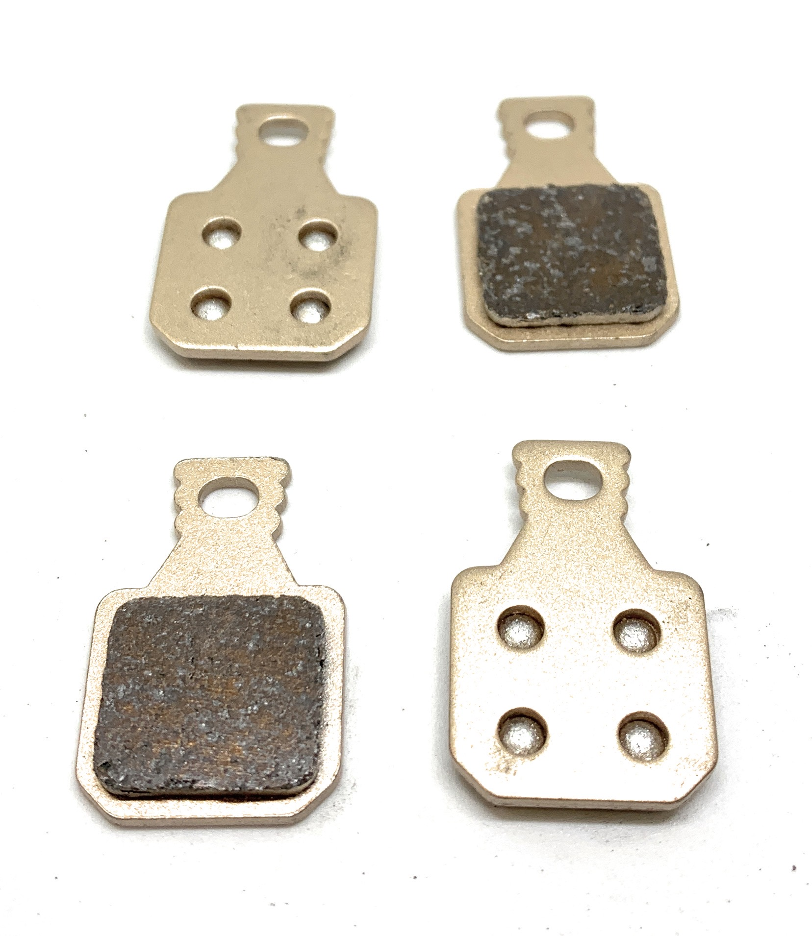 MT7 Bicycle Calipers Magura 8.R Disc Brake Pads Race Compound 4 Pads for MT5
