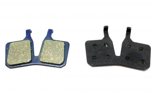 Bike Brake Pads Organic for Magura MT5 MT7 91-9566 9