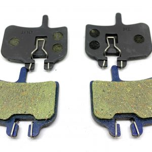 2 Bike Brake Pads Resin for Hayes HFX-9