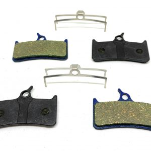 2 Bike Brake Pads Resin for Shimano Deore XT BR-M755