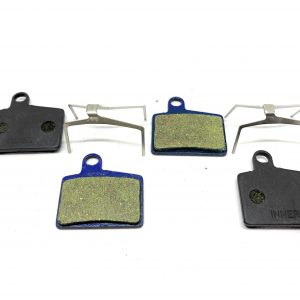 2 Bike Brake Pads Resin for Hayes Stroker Ryde Dyno Sport