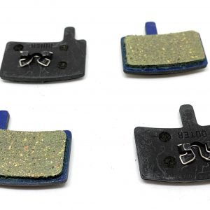 2 Bike Brake Pads Resin for Hayes Stroker Trail