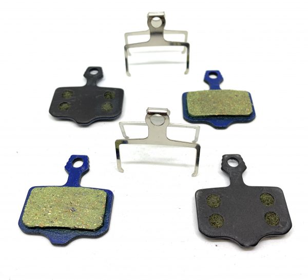 2 Bike Brake Pads Resin for Avid Elixir & Sram x Series