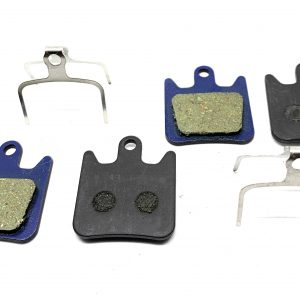 2 Bike Brake Pads Resin for Tech X2