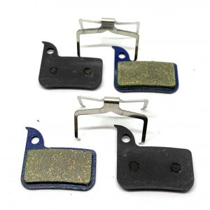 2 Bike Brake Pads Resin for SRAM HDR