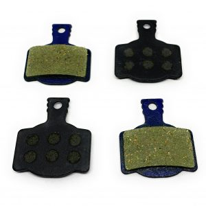2 Bike Brake Pads Resin for Magura MT Series