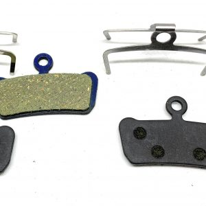 2 Bike Brake Pads Resin for Avid XO Trail and Guide Series brakes
