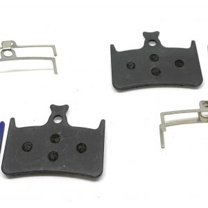 2 Bike Brake Pads Resin for Hope E4
