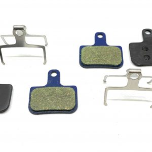 2 Bike Brake Pads Resin for SRAM Level