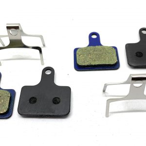 2 Bike Brake Pads Resin for Shimano Ultegra BR-RS805