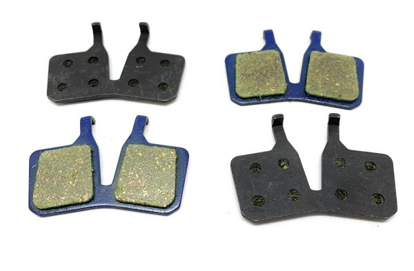 2 Bike Brake Pads Organic for Magura MT5 MT7 91-9566 9