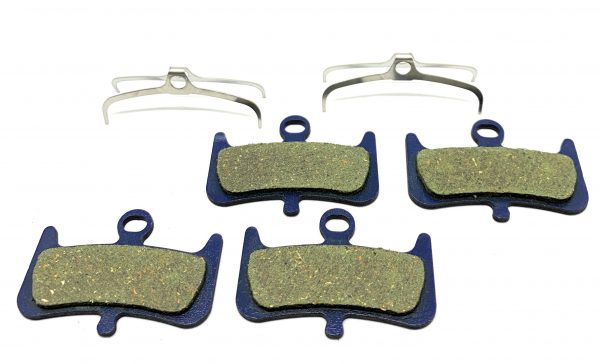 2 Bike Brake Pads Resin for Hayes Dominion A4
