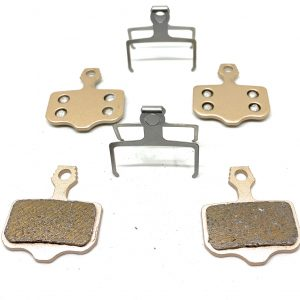 2 Bike Brake Pads Sintered for Avid Elixir & Sram x Series