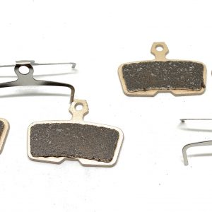 2 Bike Brake Pads Resin for Avid Code