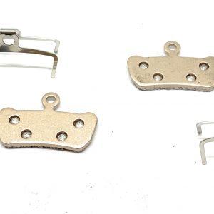 2 Bike Brake Pads for Avid XO Trail and Guide Series brakes