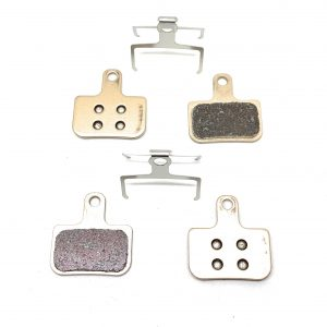 2 Bike Brake Pads Sintered for SRAM Level