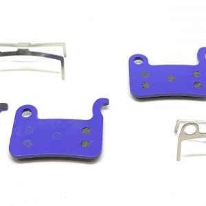2 Bike Brake Pads downhill race for Shimano XTR