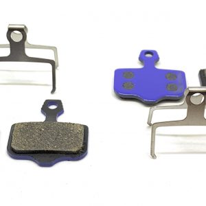 2 Bike Brake Pads downhill race for Avid Elixir & Sram x Series