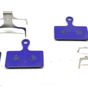 2 Bike Brake Pads downhill race for Shimano Deore XT